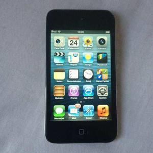 Apple Ipod Touch 32gb Black 4ta Generación Vendo Por Viaje