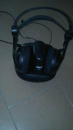 Audífono Rca Inalámbricos Con Bluetooth
