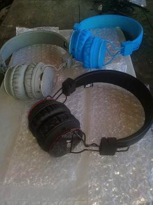 Audifonos Nia Fm Radio- Micro Sd
