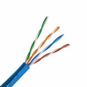 Cable utp cat 5e para redes de internet por metro posot for Cable para internet precio por metro