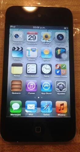 Ipod Touch 4ta Generacion 16 Gb Nuevo De Paquete