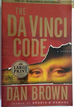 The Da Vinci Code en Ingles,