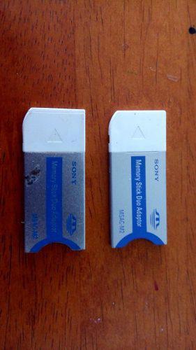 Memory Stick Duo Adaptor Sony