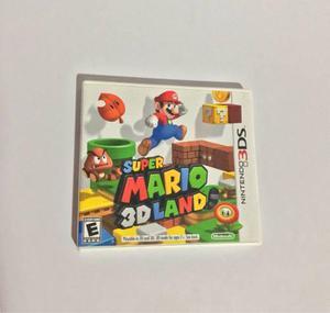 Super Mario 3dland Nintendo 3ds (juego Nintendo 3ds)