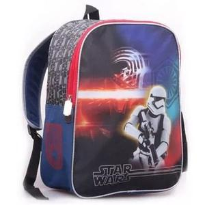 Bolso Morral Escolar Star Wars Original Nuevo!!