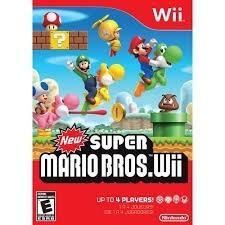 Grandes Juegos De Wii Y Mario Bros Para Nintendo Wii
