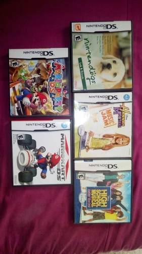 Se Venden Juegos De Nintendo Ds Originales. (nintendo Ds)