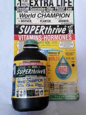 Superthrive Promotores De Crecimiento P/plantas Env 60 Ml