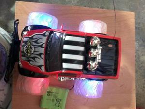 Carro A Control Remoto Batería Recargable Mide 16 Cm Largo
