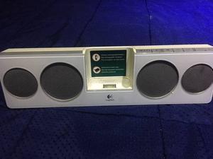 Corneta Recargable Logitech Pure-fi Anywhere 2 9 Wrms