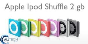 Ipod Shuffle 2gb. 4ta Generación.