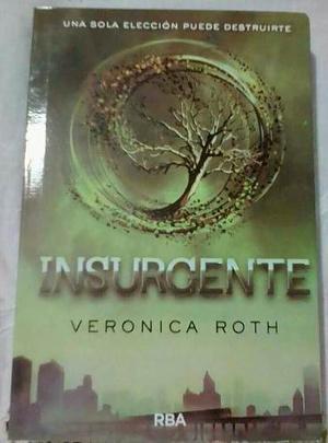 Libro De La Saga Divergente - Insurgente