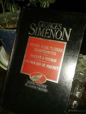 Libro Usado Grandes Maestros Del Crimen Y Misterio