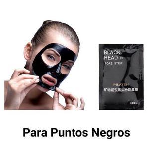 Mascarilla Black Head Por Docena Tienda Física Punto De