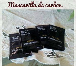 Mascarilla De Carbon Pilaten Mayor Y Detal