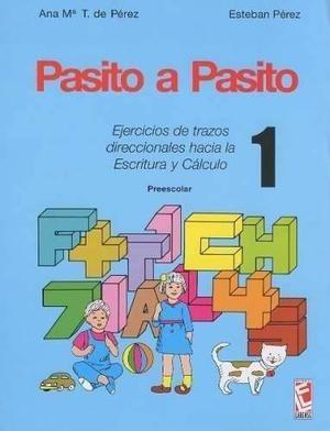 Pasito A Pasito 1, 2 Y 3 En Formato Pdf