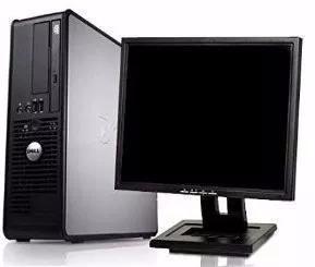 Pc Core 2 Duo 3.0ghz,4gb, 250gb + Monitor 17 Lcd + Teclado