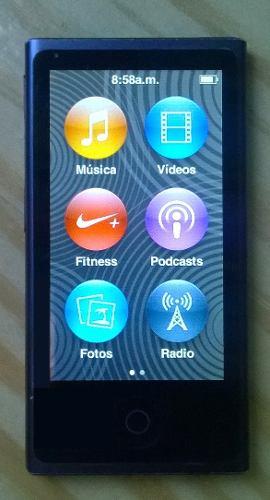 Vendo Ipod 16 Gb 7ta Generación Usado