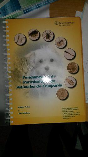 Fundamentos De Parasitologia En Animales De Compañia