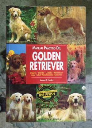 Libro Manual El Golden Retriever