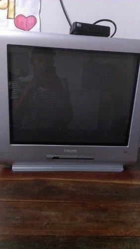 Tv 21 Pulgadas Philips En Buenas Condiciones