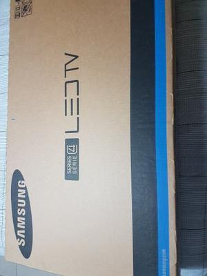 Vendo Televisor Samsung De Led De 32 Pulgadas
