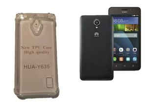 Forro Tpu Huawei Y635 Transparente
