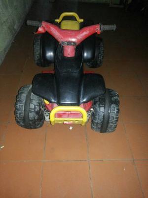 Moto 4 Ruedas Eléctrica Para Niños