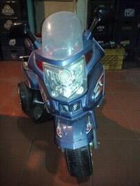 Moto Con Bateria Recargable