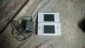 Nintendo Ds Lite Para Reparar O Repuesto Con Su Cargador