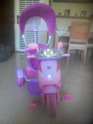 Triciclo O Moto De Juguete