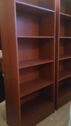 Biblioteca, Librero O Estante De Madera