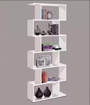 Biblioteca Modular Moderna Minimalista