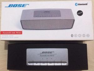 Cornetas Inalambricas Bluetooth Bose Portatil Aux,mem,pdv,fm