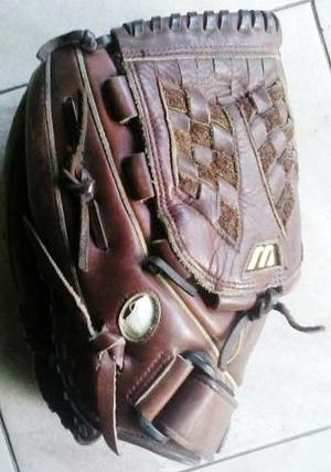 Guante Softbol/baseball Mizuno Zurdo. 12 Mod Vintage Pro