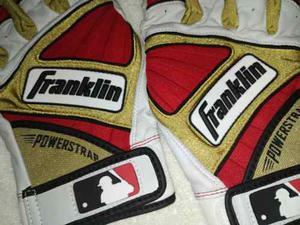 Guantines Franklin® Talla L (Producto Nuevo)