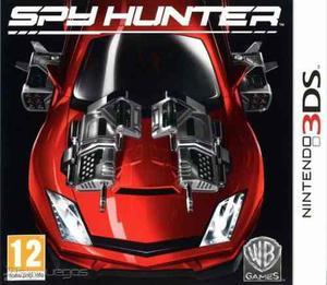 Juegos Nintendo 3ds Originales Spy Hunter