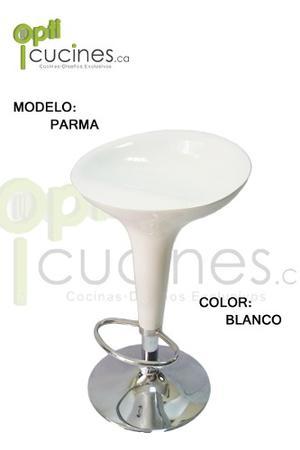 Silla De Barra Modelo Parma
