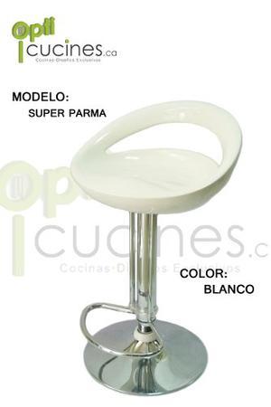 Silla De Barra Modelo Super Parma