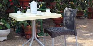 Silla Para Restaurant Hogar Cafetería Randatan (ratan)