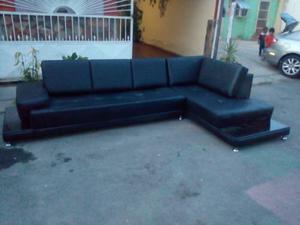 Sofa, Mueble En L, Modular, Juego De Sala, Recibo