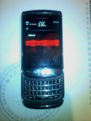 Telefono Blackberry 9800 Intacto Movistar