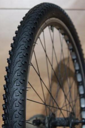 Cubierta De Goma Bicicleta Mtb 26 X 1.95 Ts-