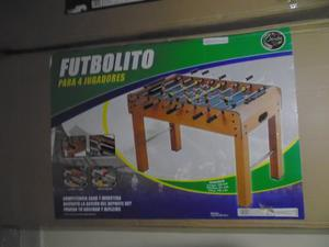 Mesa De Futbolito Jeidy Toys Grande