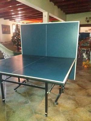 Mesa De Ping Pong Stiga Classic Roller