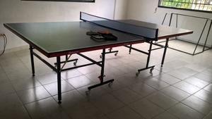 Mesa De Ping Pong Tamanaco Mod  / Tenis De Mesa