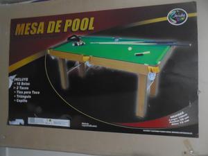 Mesa De Pool Jeidy Toys Grande