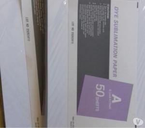 Ven dos resmas de papel fotografico