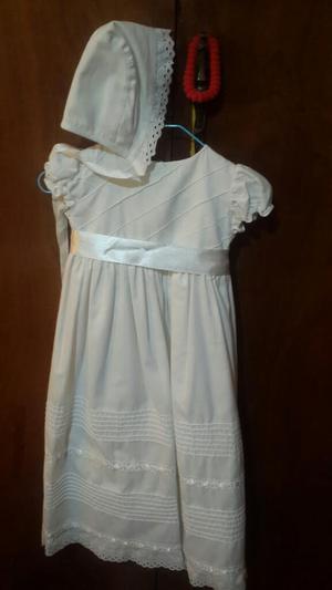 Vestido para Bautizo Faldillin