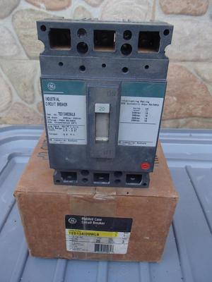 Breaker GE 20 amp